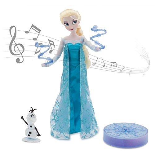 Disney - La reine des neiges / La Reine Des Glaces - Elsa Deluxe Chant D'elsa / Ensemble (Import Royaume-Uni)