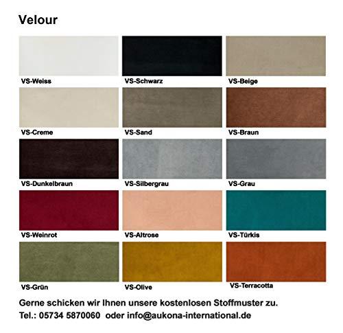 Piano Boxspringbett in über 70 Farben Bild 2*