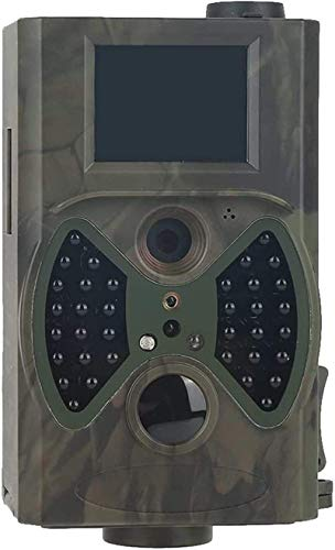XQMY Mini cámara del rastro de la vida silvestre IP66 impermeable Full HD resolución perfecta para la observación de la vida silvestre
