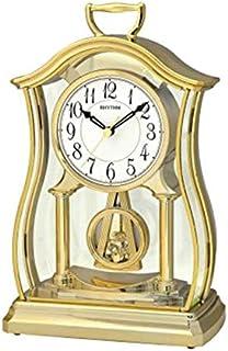 Rhythm Plastic Analog Clock - Desk & Shelf Clocks