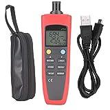 NoBrand Psychromètre numérique UNI-T UT331, indicateur numérique de température et d'humidité USB avec Point de rosée et bulbe Humide, thermomètre hygromètre LCD