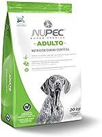 Nupec - Croquetas para Perros, Adulto, Sabor a Carne, 20 kg (Empaque puede variar)