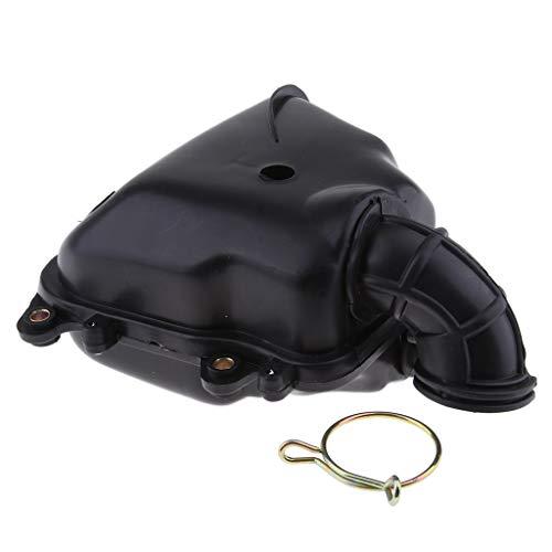 FLAMEER 1 Stück Luftfilterbox Luftfilter Luftfilterkasten Luftfiltergehäuse Gehäuse Reiniger Box für Motorrad
