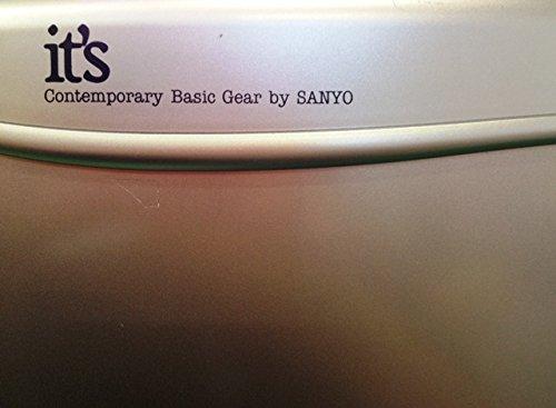 SANYO 2ドア冷蔵庫 SR-111J(SB) 112L 2004年製