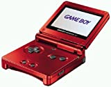 Game Boy Advance SP - Konsole, Flame Red -