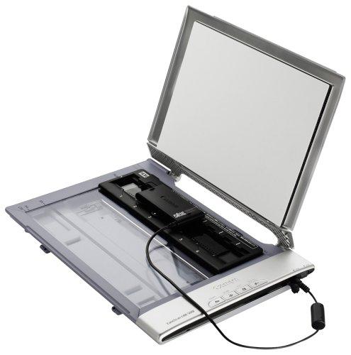 Canon Lide 500F Scanner (2400x4800 DPI, USB 2.0, Durchlichteinheit, Gerät ist nur 35mm hoch)