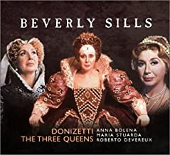 Donizetti - The Three Queens Anna Bolena / Maria Stuarda / Roberto Devereux