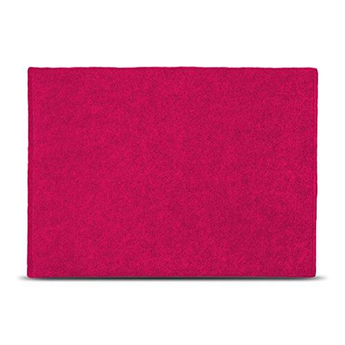 NAUC Laptop Tasche Hülle kompatibel für Lenovo ThinkPad T14 T14i T14s Filz Sleeve Schutzhülle Notebook Case 14 Zoll Cover Schutz, Farbe:Pink