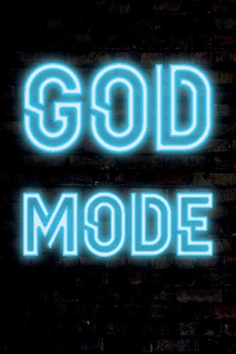 God Mode: Useful notebook journal for tracking Gaming News