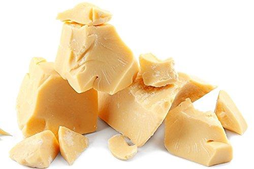 Kakaobutter | Cacaobutter | Aromawunder | Vegan, Laktose & Glutenfrei | kein Eigengeschmack | zum Backen und Kochen und zur Herstellung von Kosmetik | Qualitätsware | Vitalesia (250g)