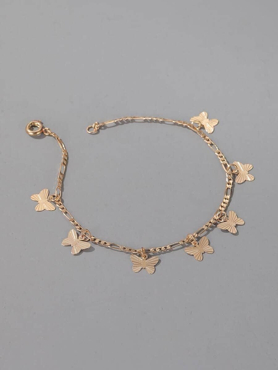 xiangshang shangmao Charm Ranking TOP14 Bracelets Bracelet Butterfly Co latest