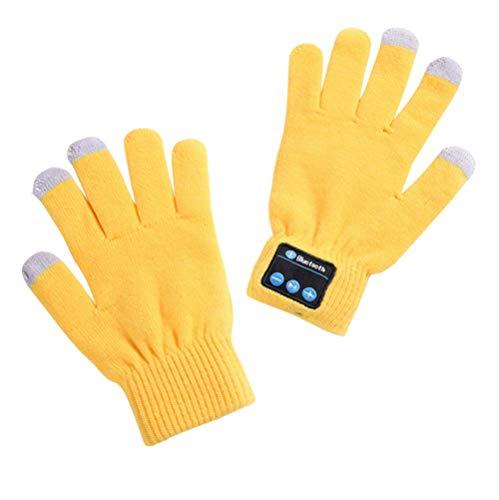 DDPP Bluetooth-Handschuhe, Drahtlose Bluetooth-Handschuhe,3