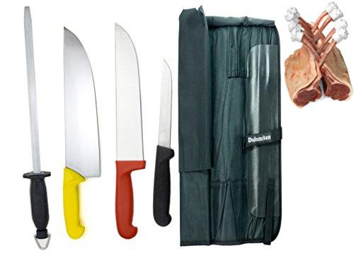 Set di coltelli da macellaio starter by Dolomiten Inox