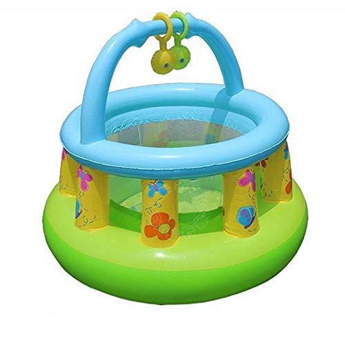 ZhengELE Bebé Niños Cubierta Inflable Juegos al Aire Libre Soft Play acuático Equipo Infantil de Alta Historieta de la Tienda de Juego de Fitness Piscina