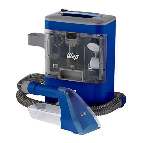 Higienizadora e Limpadora Portátil WAP SPOT CLEANER 127V, Azul e Titânio