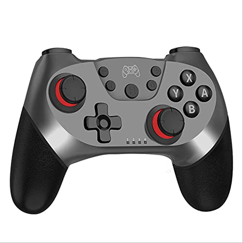 SUIBAINGAO Soporte Inalámbrico Bluetooth Joypad para Nintendo Switch Pro Console Pc Game Controller Remote Gamepad para NS Pc Controls Joystick