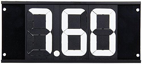 Allstar Dial-in Board 3 Digit w/Mounting Holes