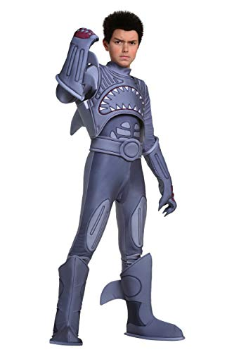 Sharkboy Costume Kids Sharkboy and Lavagirl Costume Officially Licensed Large