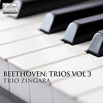 Beethoven: Piano Trios No. 2 & No. 3 & Variations in E flat major, Op.44