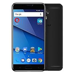 in budget affordable BLU VIVO 8-5.5 inch Full HD 4G LTE Smartphone – 64 GB + 4 GB RAM – Black