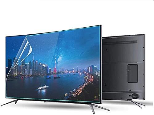 Protector De Pantalla De Luz Azul, para LCD/LED/OLED/QLED / 4K / HDTV, Reducir La Radiación, Proteger Los Ojos, 18 Tamaños (Color : Matte Version, Talla : 70 Inch 1538X869mm)