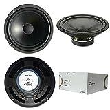 CIARE HW210 HW 210 Lautsprecher Woofer Diffusor 20,00 cm 200 mm 8' Durchmesser 75 Watt rms und 150 Watt max Impedanz 8 Ohm für Automobil Haus dj Party Schiebetüren