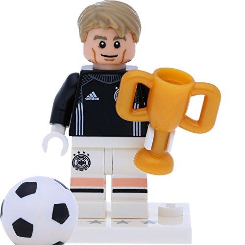 LEGO 71014 Minifigur - DFB - Die Mannschaft: #1 Manuel Pokal