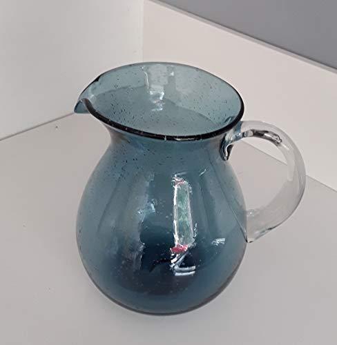 TOGNANA Caraffa Bubbles Blu It. 2,4 CM 16,5x20,5
