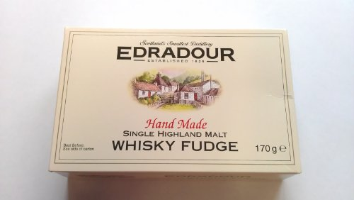 Edradour Malt Whisky Fudge 170 Gramm GP