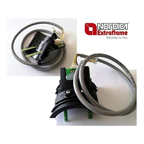Debimetro Sensore Per Stufa A Pellet Nordica Extraflame Con Cavetto