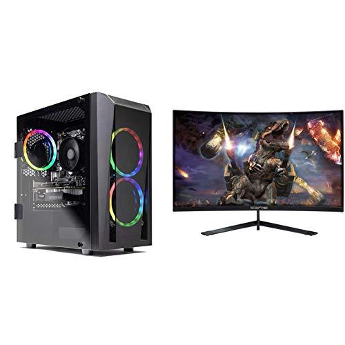 Compare SkyTech Blaze II vs other gaming PCs
