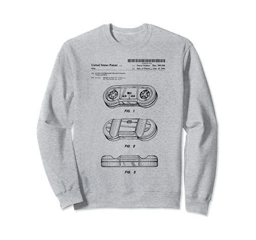 Hand Controller, Video Spiel, Gaming, Spieler, Gamer Sweatshirt