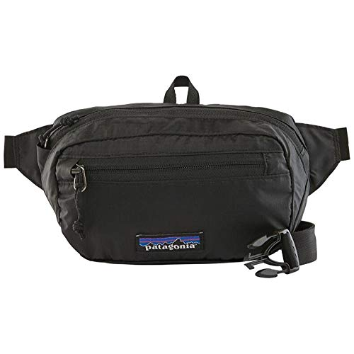 Patagonia Ultralight Black Hole® Mini Hip Pack 1L MOD. 49447 Nero