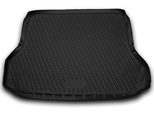 AD Tuning TMP24013 Passform Kofferraumwanne, Anti-Rutsch Oberfläche, schwarz