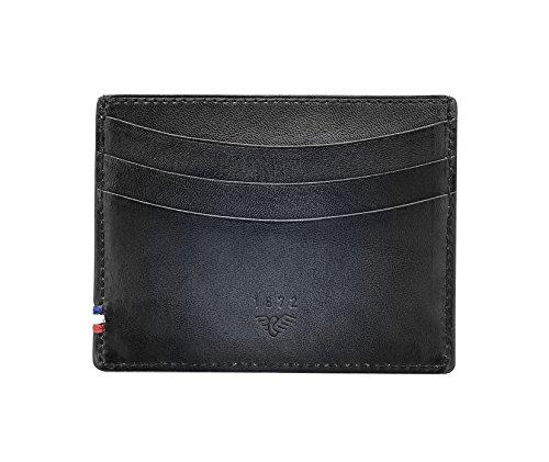 S.T Dupont D-190242 Credit Cards Holder - Black