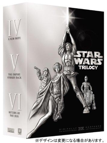 スター・ウォーズ トリロジー DVD-BOXの詳細を見る