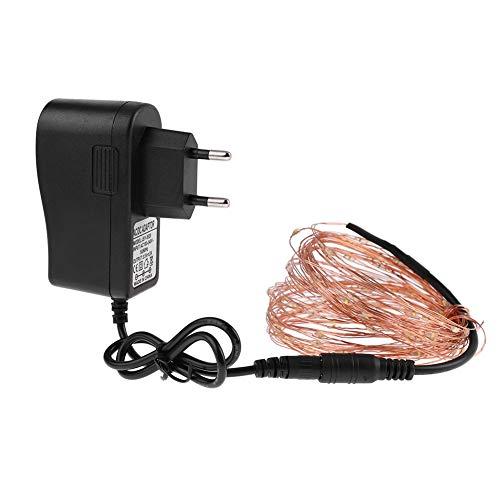 Denkerm Stringa di Luce, luci di Natale a LED Luce di Stringa a Risparmio energetico, per Soggiorno,...