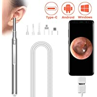 Douzeso 3.9mm USB LED Otoscope Ear Camera