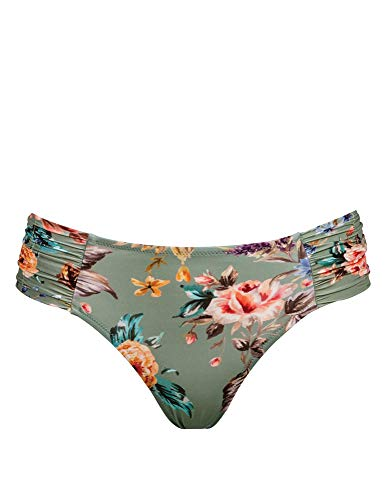 Watercult Boho Blossom Regular Pant blau - 38