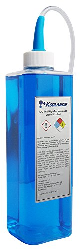 Koolance LIQ-702BU-B Koolance 702 Liquid Coolant, High-Performance, UV Blue, 700ml (24 fl oz)