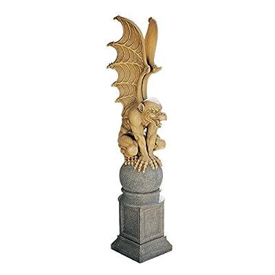 Design Toscano Talysus the Terrible Gargoyle Sculpture