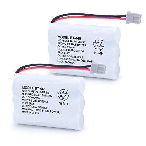 QBLPOWER BT446 BT-446 Cordless Phone Battery Rechargeable Compatible...