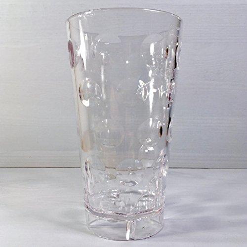 Pfälzer Dubbebecher 0,5 l aus Plastik (Polycarbonat) (transparent)