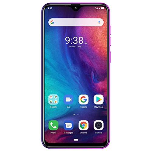 4G Handy ohne Vertrag, Ulefone Note 7P (2019) 6,1-Zoll-Tautropfen 3GB RAM + 32GB ROM, Android 9, Dual-SIM-Telefon, dreifache Rückfahrkamera, SIMlockfreie Smartphone, OTG Entsperrte Fingerabdrücke