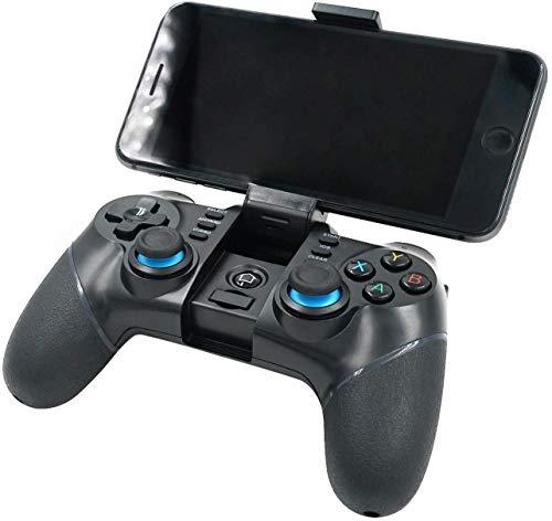 iPega 9156 PG-9156 iOS, Android Bluetooth Gamepad Plug and Play Compatible con PUBG. Dongle USB de 2.4Ghz para RetroPie