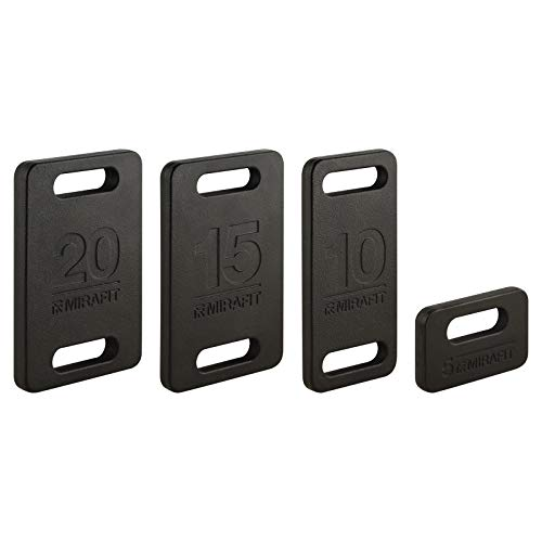 Mirafit Cast Iron Ruck Plates - Choice of Size