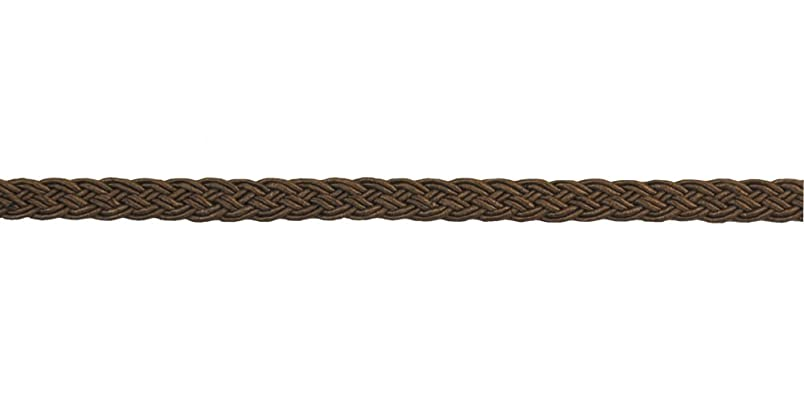 Belagio Enterprises 3/8-inch Woven Braid Trim 50-Yard, Brown vq657011182