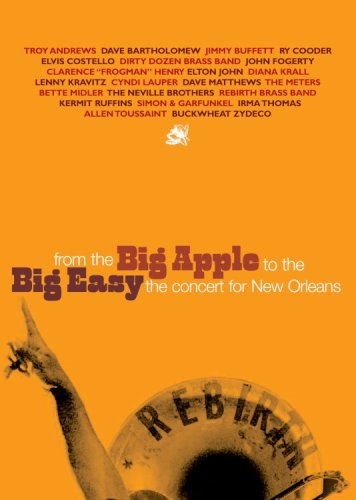 Price comparison product image From the Big Apple to the Big Easy: The Concert for New Orleans