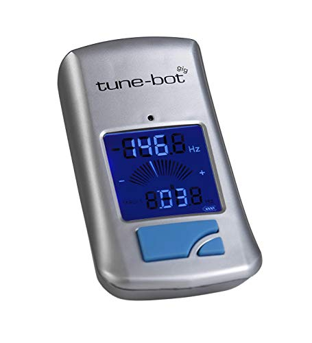 Tune-Bot Gig Clip-On Digital Drum Tuner...