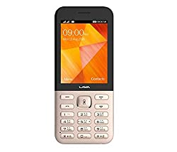 LAVA GEM Big Screen KEYPAD Mobile